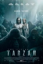 Tarzan Efsanesi – The Legend of Tarzan – HD