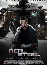 Çelik Yumruklar 2011 tek parça izle Amerikan robot filmi